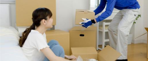 食器・小物の荷造り荷ほどき